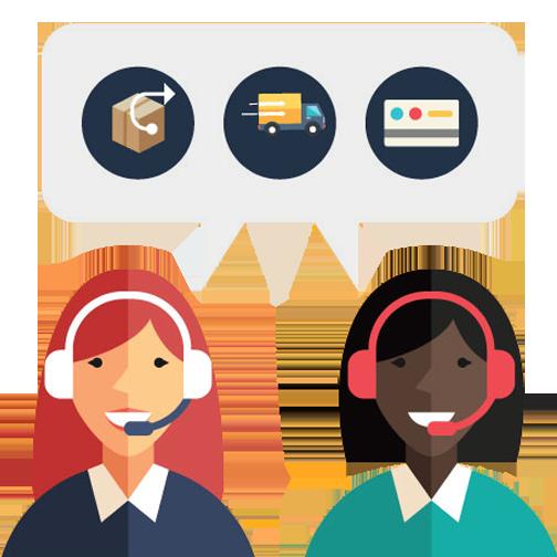 Customer Service Advisors Infographic