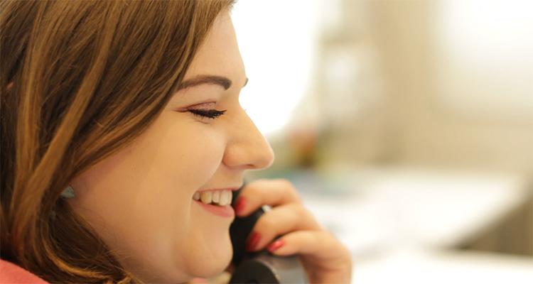 Best Business Enabler Holly Smiling